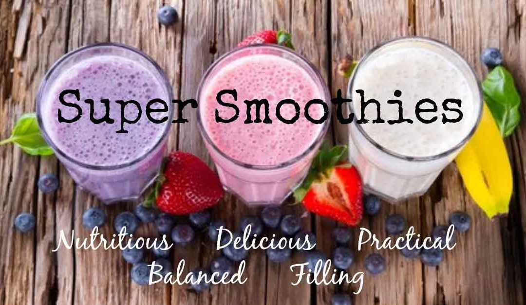Healthy Smoothie You Can Use as a Meal