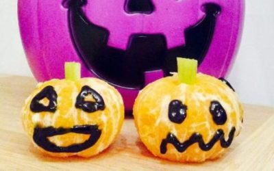 3 Simple and Fun Healthy Halloween Recipes