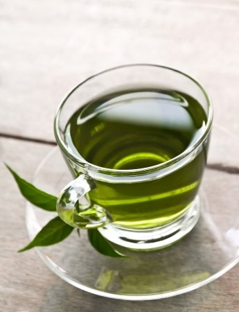 Losing weight with the EGCG in Green Tea