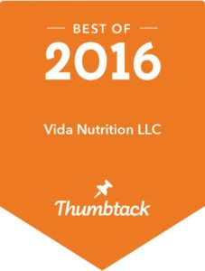 Voted # 1 Nutritionist in Miami