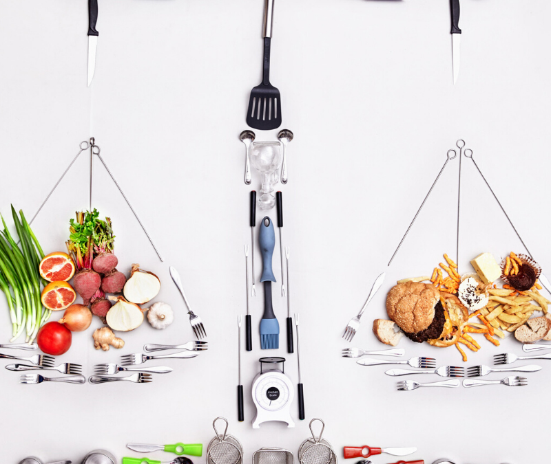 How to Ditch the All or Nothing Diet Mentality